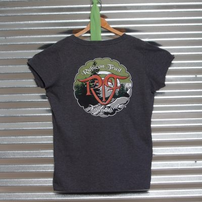 Rubicon Trail Foundation ladies tee shirt