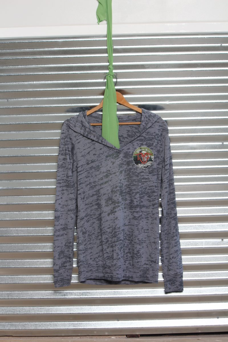 Ladies Rubicon Trail Foundation Hoodie