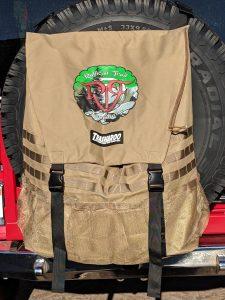Rubicon Trail Foundation Trasheroo Trash Bag